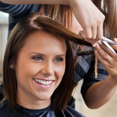 cortarse el cabello