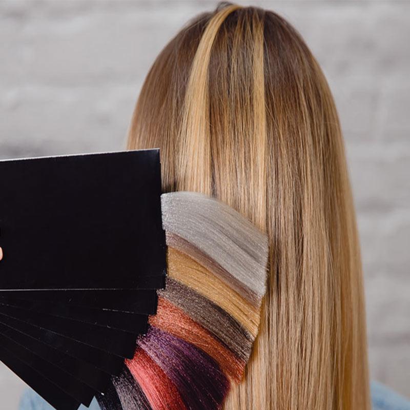 elige el tipo de mecha para tu pelo